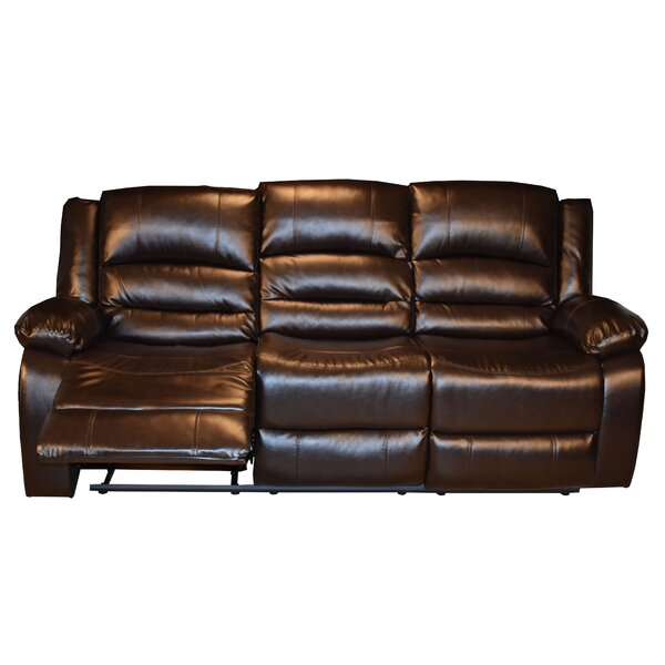 Corlane Reclining Sofa by Winston Porter