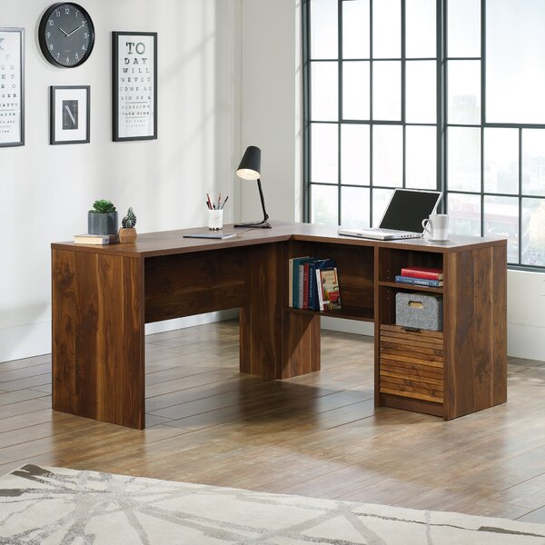 Vess L-Shape Executive Desk