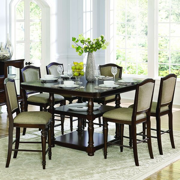 Ericka Counter Height Dining Table by Darby Home Co