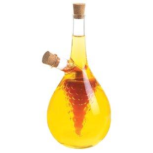 Cluster Oil and Vinegar Cruet Set ByFleur De Lis Living