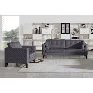 Mayfair Configurable Living Room Set by DG Casa