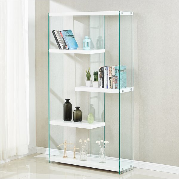 Riverview Standard Bookshelf by Orren Ellis