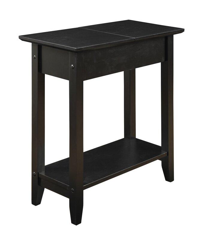 Lucile Flip Top End Table