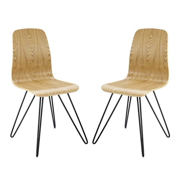 Arne Dining Chair (Set of 2) by Union Rustic