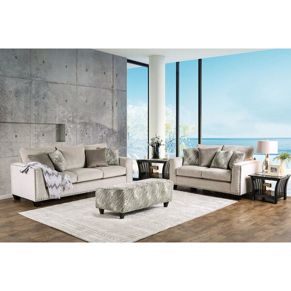 Lystra 4 Piece Living Room Set by Red Barrel Studio