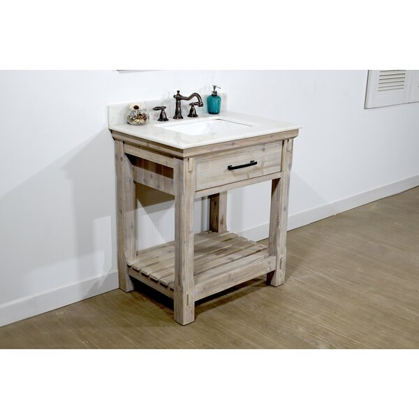 Tobias 31 Single Bathroom Vanity Set by Millwood Pines
