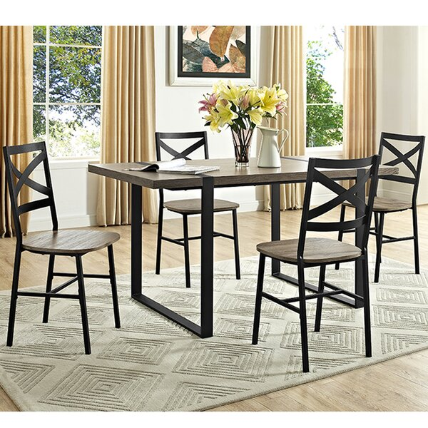 Madelyn 5 Piece Dining Set by Laurel Foundry Modern Farmhouse