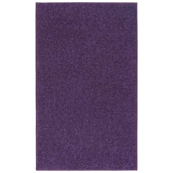 Anika Purple Area Rug by Viv + Rae