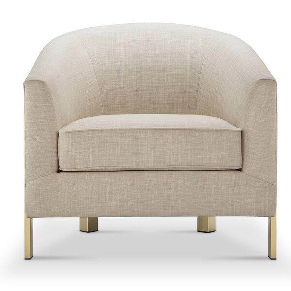 Philbrick Barrel Chair By Everly Quinn