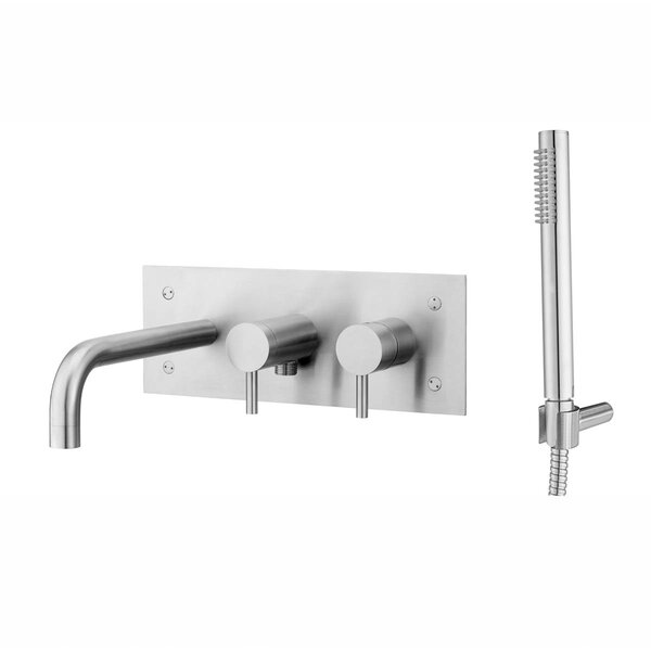Bath / Shower Mixer with Hand Shower by WS Bath Collections