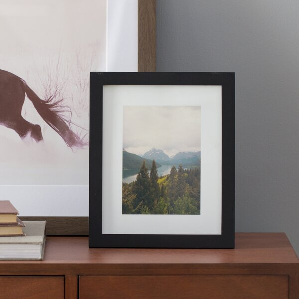 Voegele Linear Picture Frame by Wrought Studio