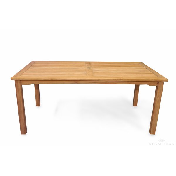 Harvest Dining Table by Regal Teak