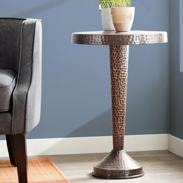 Brookhollow End Table By Trent Austin Design.