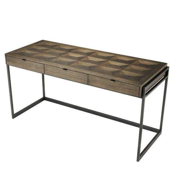 Scavullo Solid Wood Desk