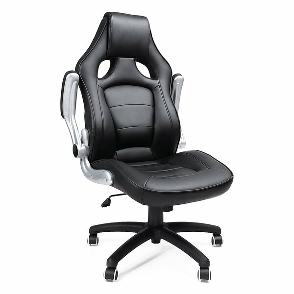Estep High Back Executive Chair by Rebrilliant