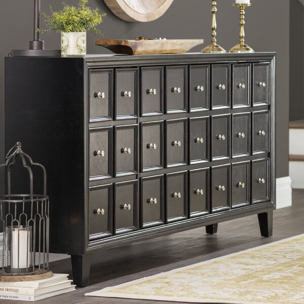 Totten 4 Door Accent Chest by Laurel Foundry Modern Farmhouse