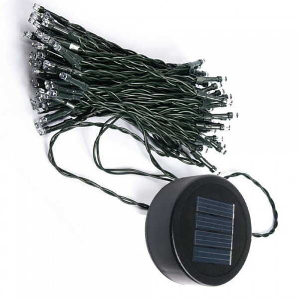 Liteup 50 Light Solar String Light by The Holiday Aisle