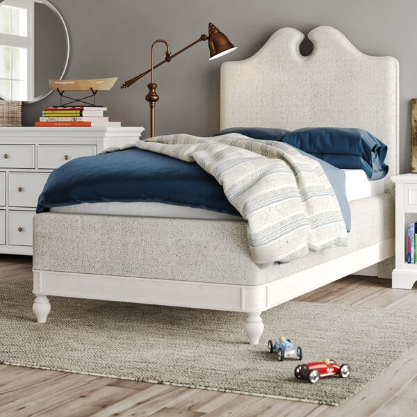 Lavonia Upholstered Panel Bed by Birch Lane™ Heritage