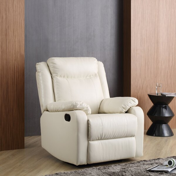 Weitzman Manual Rocker Recliner [Red Barrel Studio]
