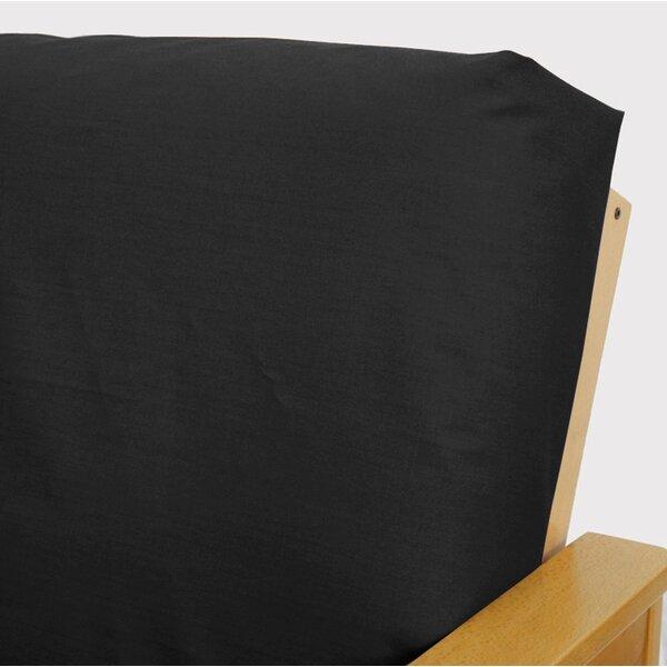 Box Cushion Futon Slipcover by Red Barrel Studio Red Barrel Studio
