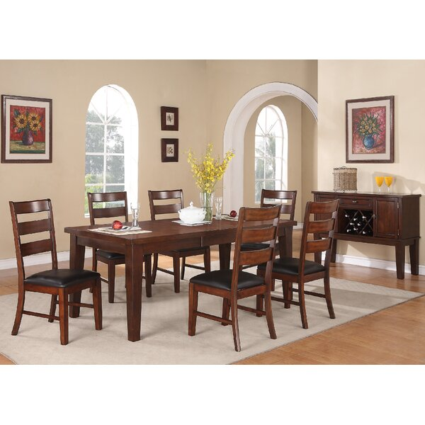 Postell 7 Piece Dining Set by Loon Peak