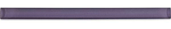 0.75 x 12 Glass Pencil Liner Tile in Sagol by Splashback Tile