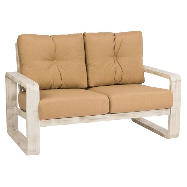 Vale Loveseat by Woodard