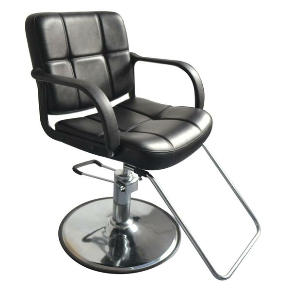 Review Hydraulic Styling Salon Station Furniture Massage Chair