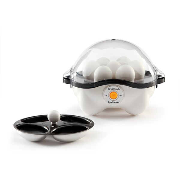 Automatic Egg Cooker by West Bend