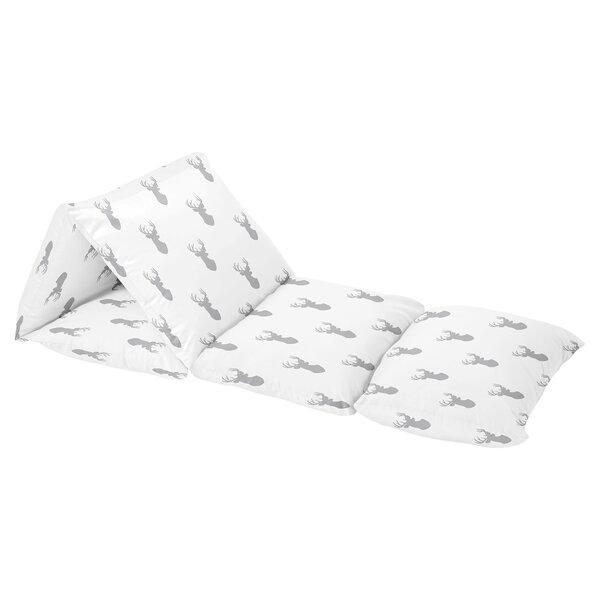 Woodland Deer Floor Pillow Lounger Cover by Sweet Jojo Designs