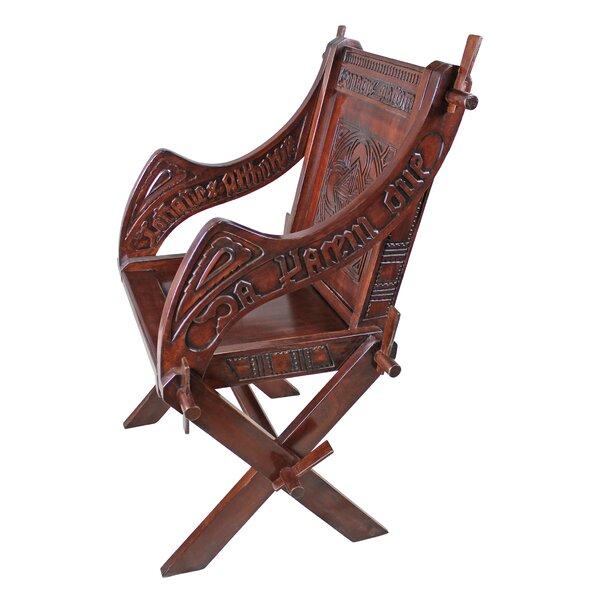16th Century Armchair by Design Toscano
