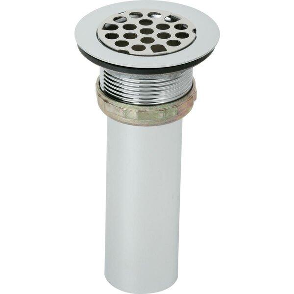1.5 Grid Bathroom Sink Drain by Elkay