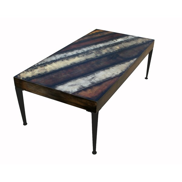 Michiko Coffee Table by 17 Stories
