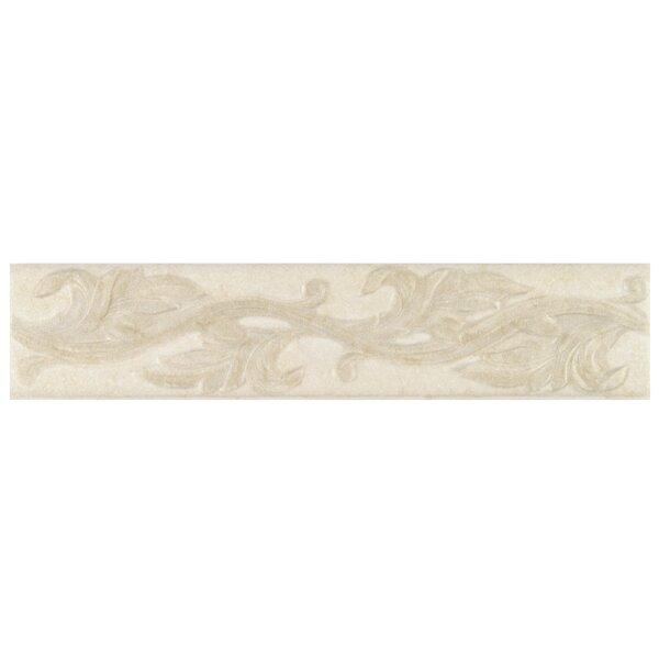 Natural Pavin Stone 3 x 14 Decorative Accent Strip