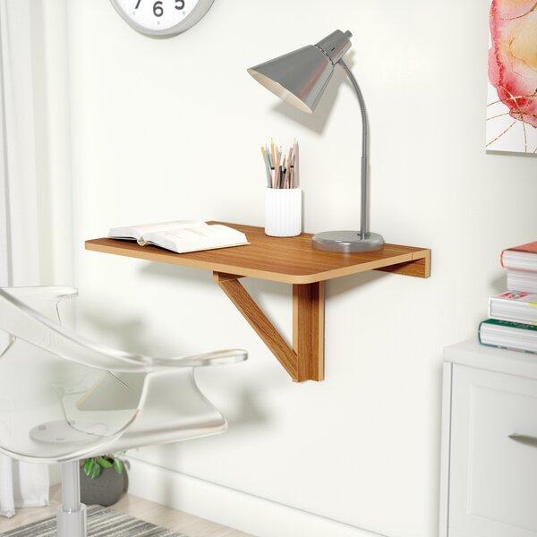 Eddie Wall Mounted Floating Desk by Zipcode Design