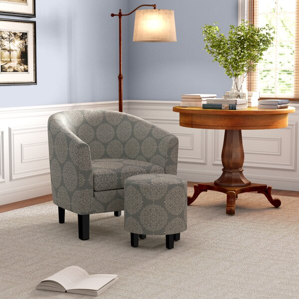 Ailsa Barrel Chair By Andover Mills #1