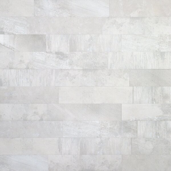 Studio 8 x 36 Porcelain Field Tile in Grigio by Splashback Tile