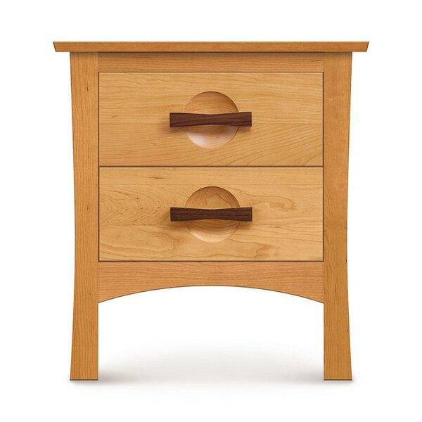Berkeley 2 Drawer Nightstand by Copeland Furniture