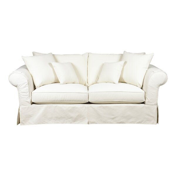 Draper Sofa by Rosecliff Heights