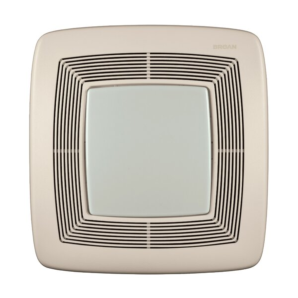 Ultra Silent 80 CFM Energy Star Quietest Bathroom Exhaust Fan by Broan