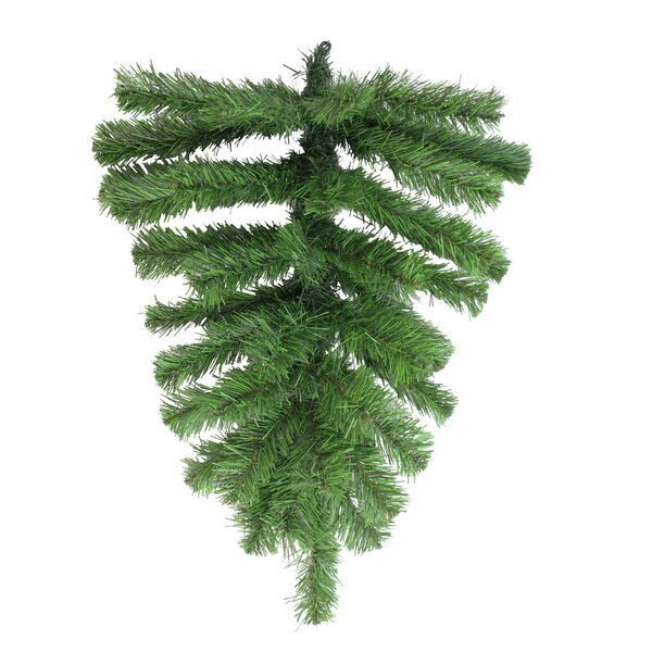 Pine Teardrop Artificial Christmas Swag by The Holiday Aisle