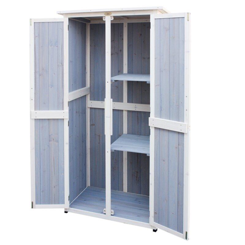 habau 80 cm x 60 cm werkzeugschuppen aus holz bewertungen. Black Bedroom Furniture Sets. Home Design Ideas