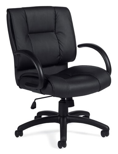 Luxhide Leather Executive Chair by Offices To Go