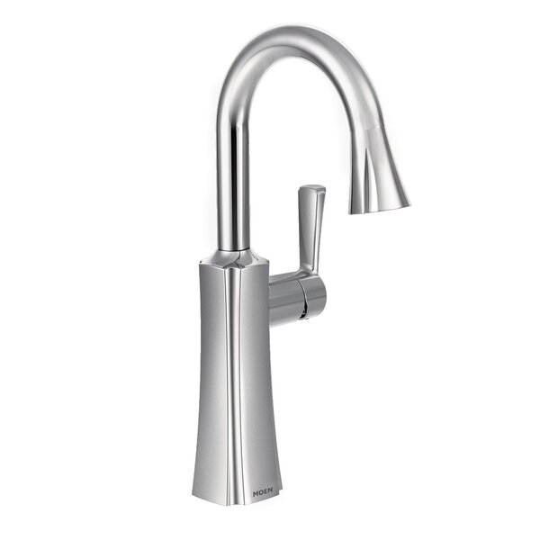 Etch Pull Down Bar Faucet with Reflex™ and Duralock™ by Moen
