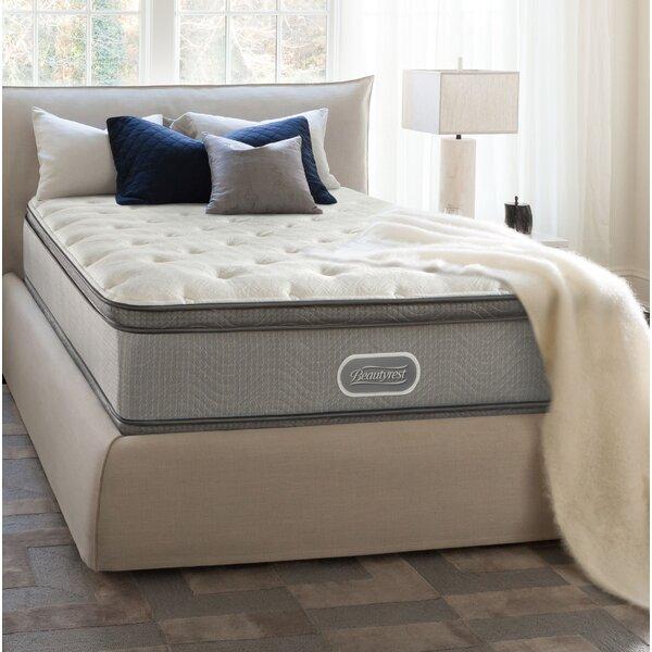 Beautyrest 12 Medium Pillow Top Mattress and Box Spring by Simmons Beautyrest