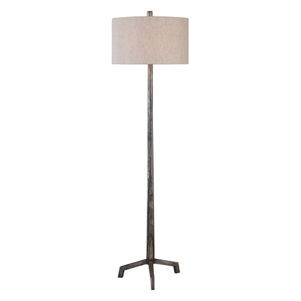 Oliver 62.25 Floor Lamp by Corrigan Studio