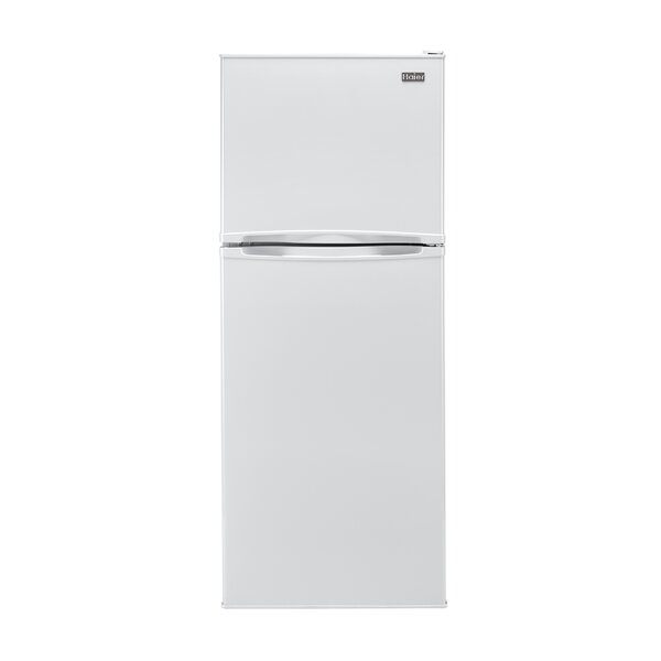 9.8 cu. ft. Top Freezer Refrigerator by Haier