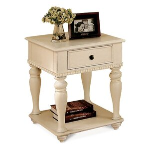 Tremblant End Table by Lark Manor
