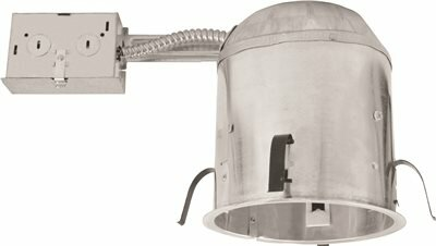 Low Voltage LED Recessed Housing by Monument