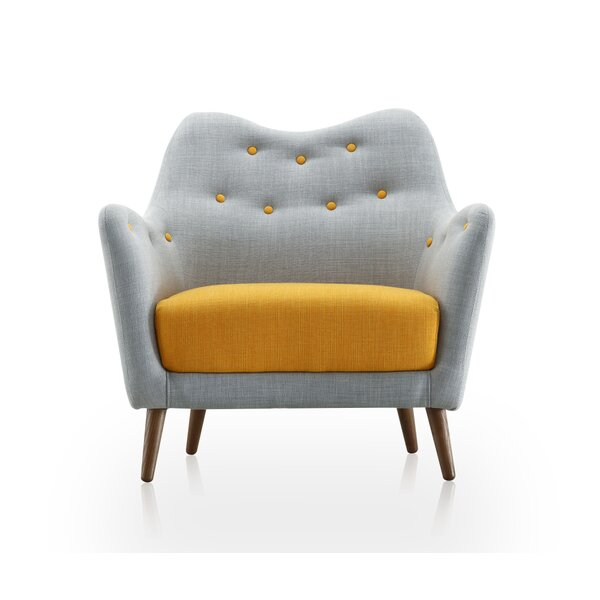 Shuford Armchair By Brayden Studio Reviews